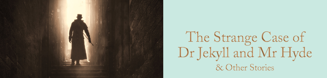 Collector's library-The Strange Case of Dr Jekyll