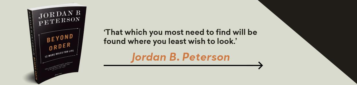 Main page - Jordan peterson